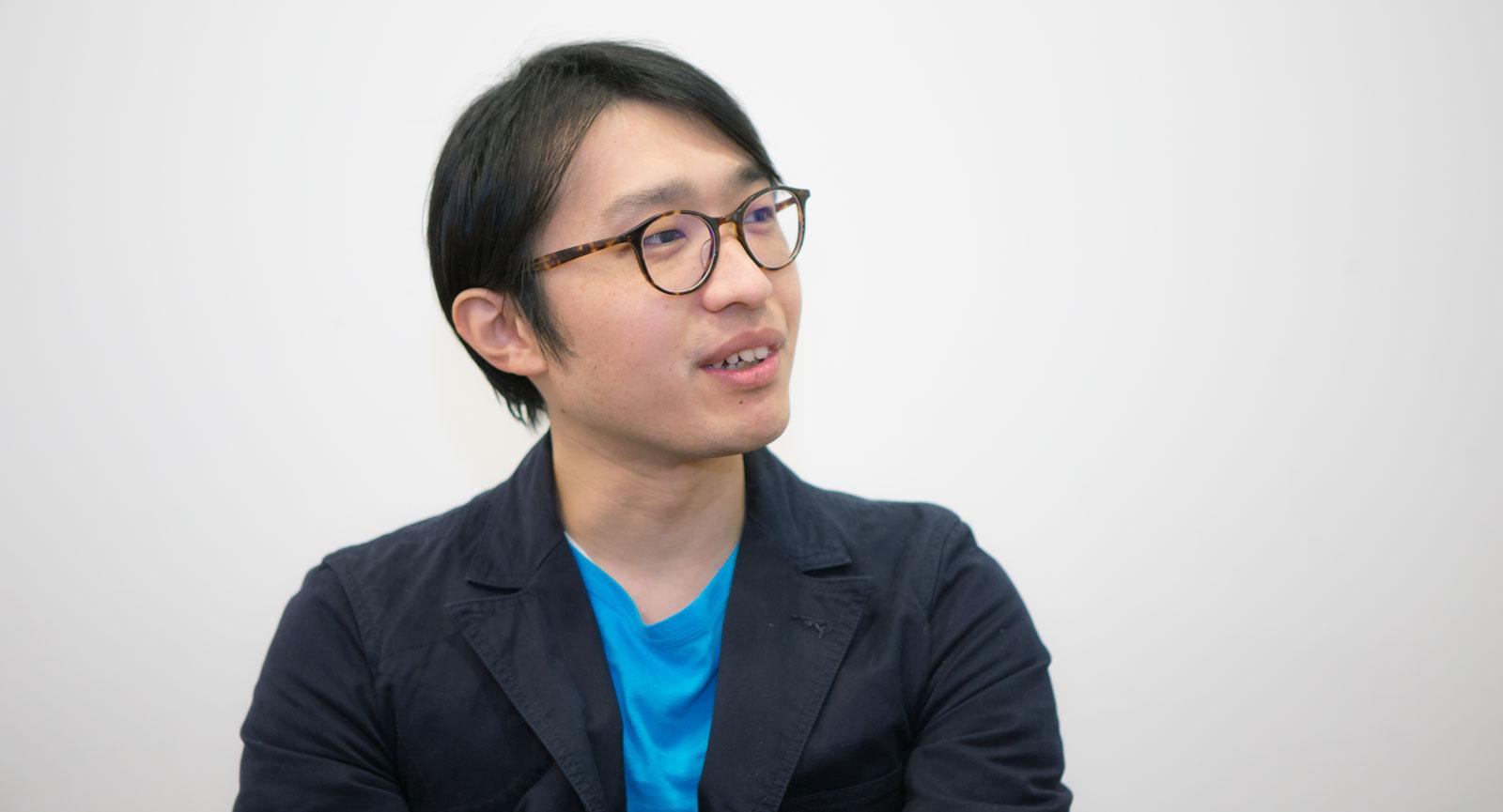 インタラクティブソリューション本部 Webディレクター 西山 武秀さん