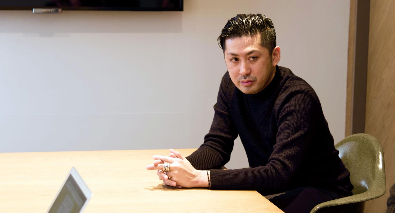クリエイティブディレクター 大石橋 智さん
