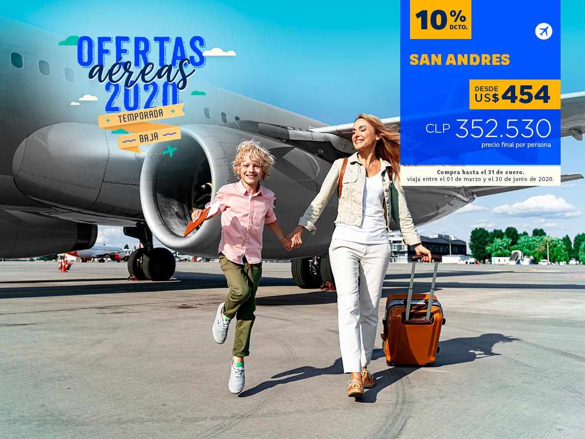 Ofertas aéreas - actualización oferta