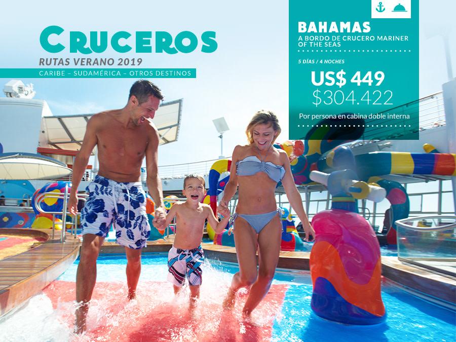 Banner Cruceros / Cambio de ofertas