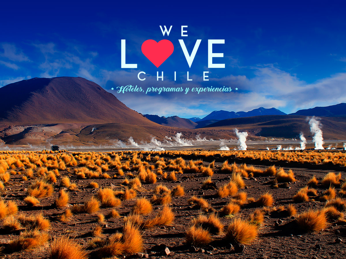 We Love Chile