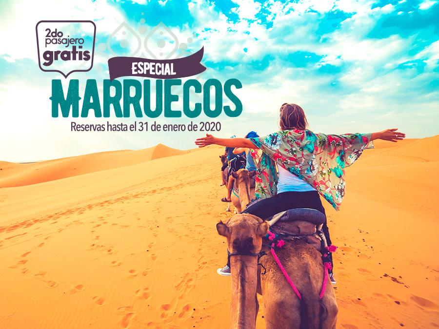 Especial Marruecos