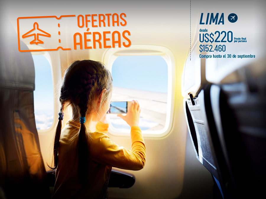 Banner ofertas aéreas
