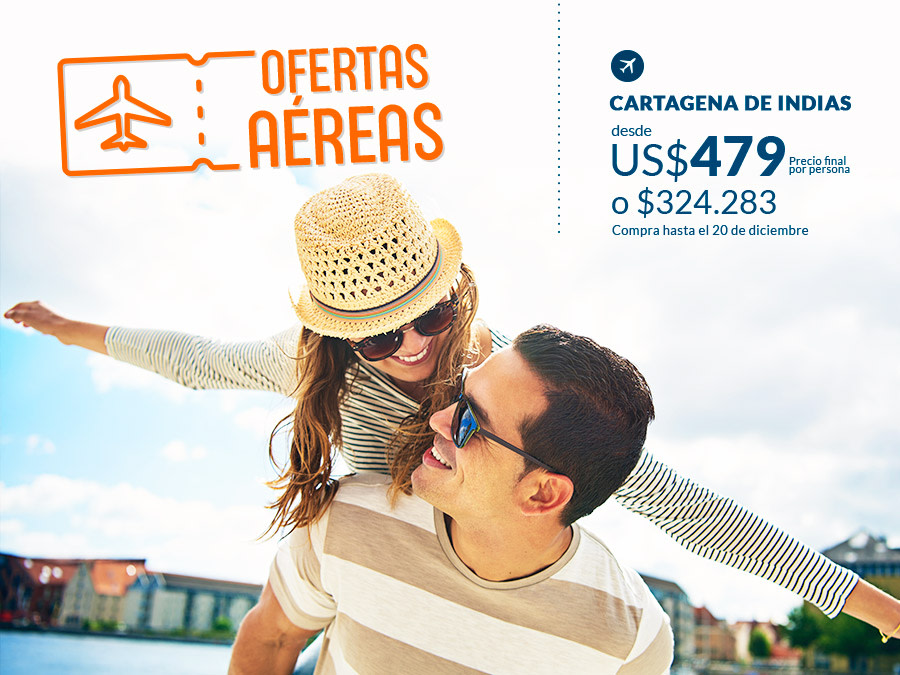 Banner Ofertas Aéreas / Cambio de oferta 3