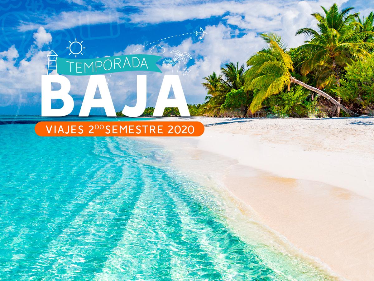 Caribe en Temporada Baja