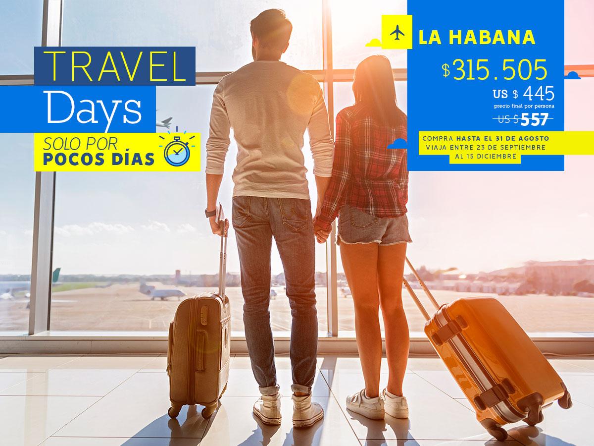 Banner Travel Days