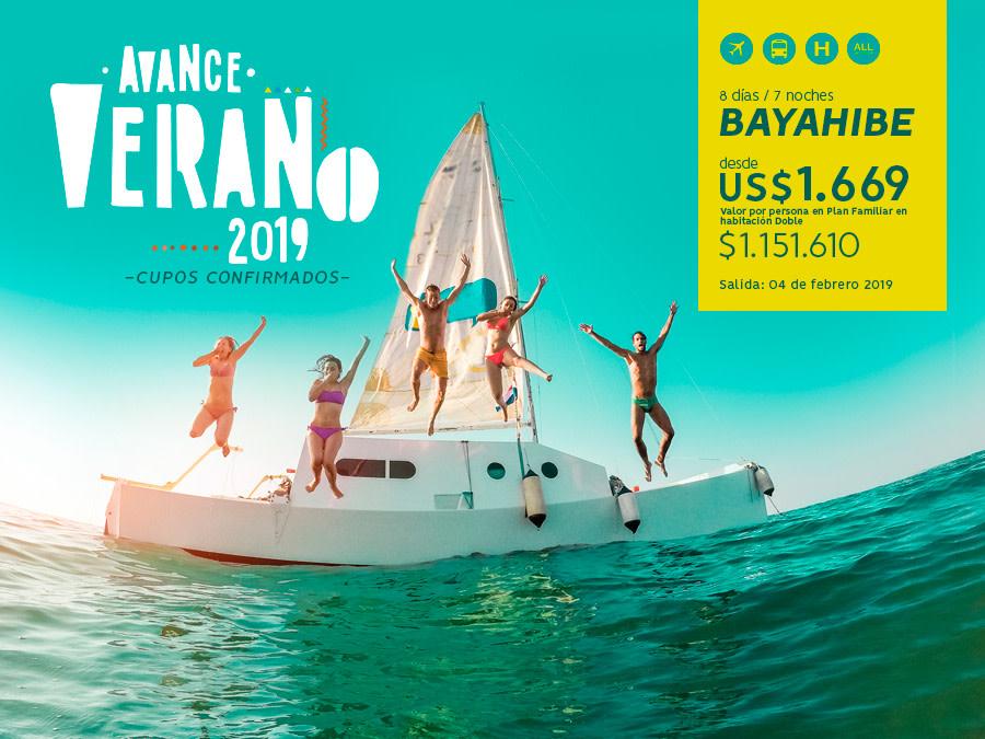 Banner Avance de Verano 2018