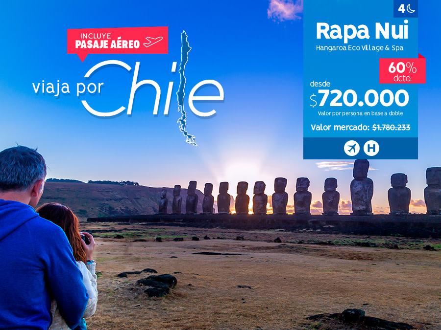 Viaja por Chile