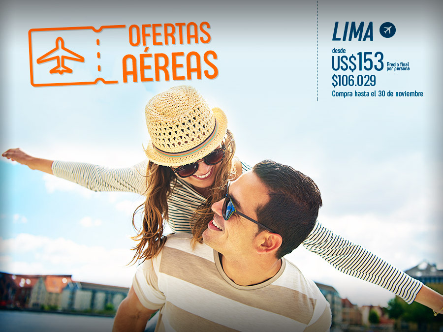 Banner Ofertas Aéreas / Cambio de oferta