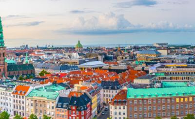 Báltico desde Copenhague