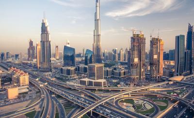 Dubai y Emiratos Árabes