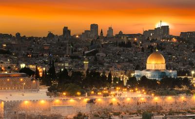 Israel, Jordania y El Cairo