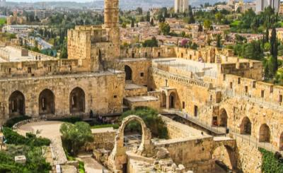 Jerusalén, Jordania Inolvidable y El Cairo