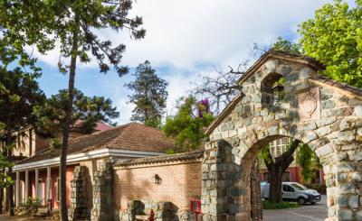 Casa Real Viña Santa Rita