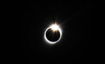 Eclipse solar en Pucón, Diciembre 2020