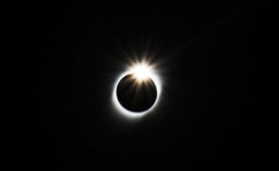 Eclipse en Lodge Palguin Alto