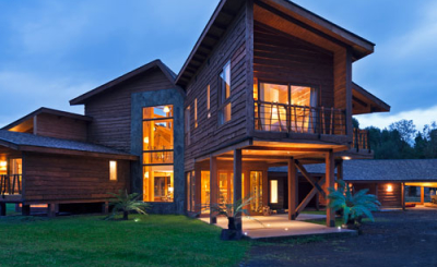 Melimoyu Lodge soñado