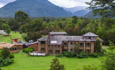 Patagonia Libre en Andes Lodge