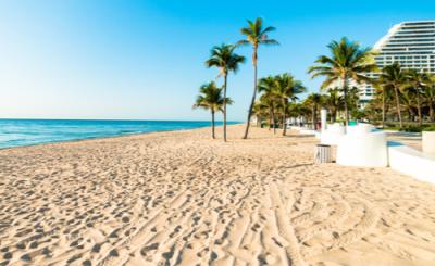 Caribe Sur desde Fort Lauderdale