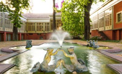 Casa Real de Viña Santa Rita