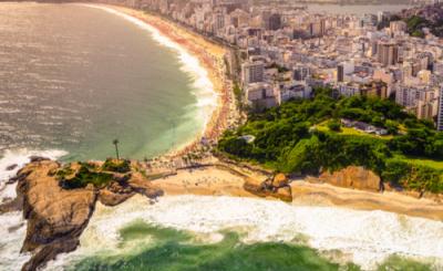 B&b Hotels Copacabana Forte en verano