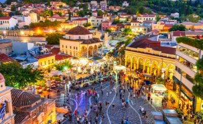 Islas Griegas - Turquía desde Atenas