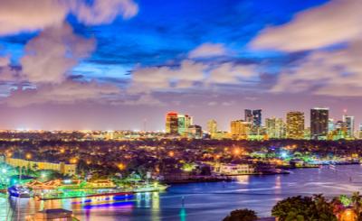 Caribe Oriental desde Fort Lauderdale