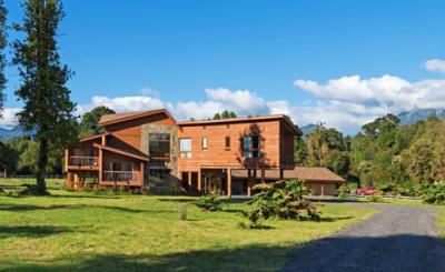 Melimoyu Lodge magíco