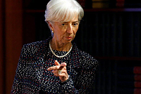 IMF chief: US-China trade dispute...