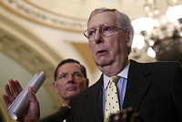 US Senate Leader: Time to Move on...