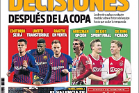 Barca are ready to sell 10 players...