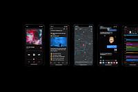 Apple iOS 13 Features Dark Mode (Video)
