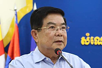 Mr. Meas Chuorany, director of Siem...
