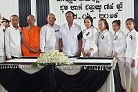 Domb Hak Family Appreciates Samdech...