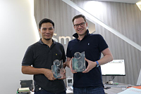Smart Axiata Awarded the Best Mobile...