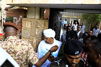 Sudan's Deposed Dictator Makes First...