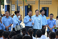 Dengue fever rises, Battambang...