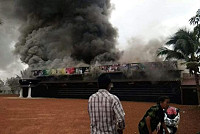 Burning Club of Lekhen in Kampot...