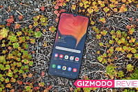Samsung Galaxy A50 Review: The New...