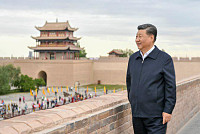 Chinese President Xi Jinping calls...
