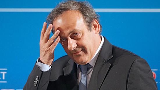 ចាប់ខ្លួនអតីតប្រធាន UEFA ពាក់ព័ន្ធ...