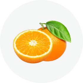 天然オレンジ精油のイメージ