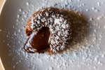 bourbon infused chocolate lava cake   Classpop