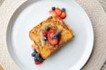 blueberry and lemon french toast | Classpop