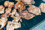 grilling chicken   Classpop