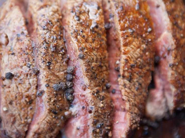 steak in pan   Classpop