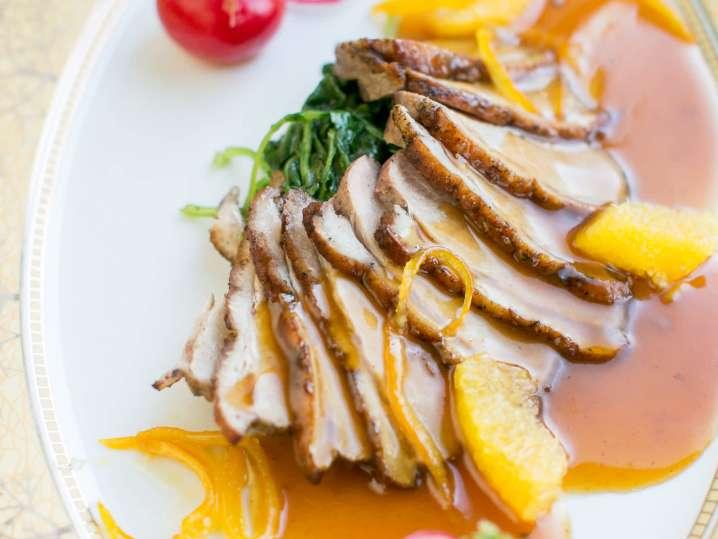 Romantic French Cuisine