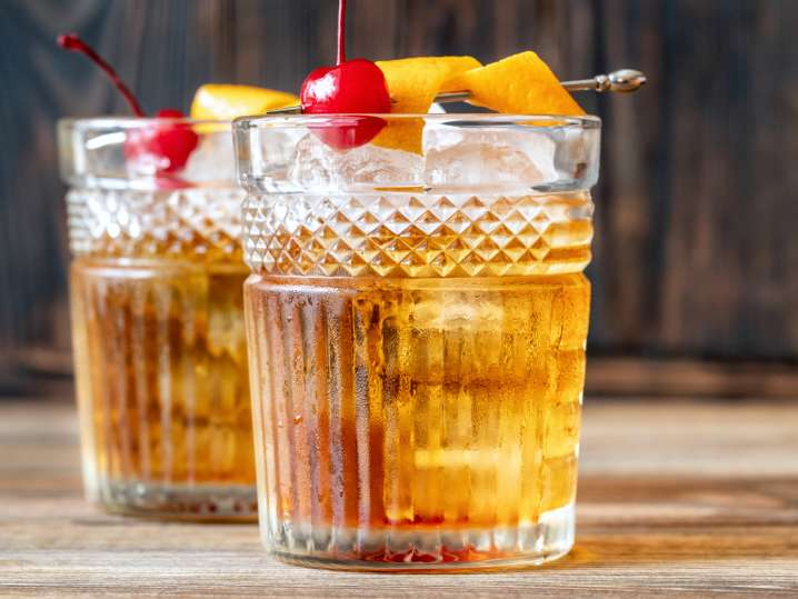 The Classic Old Fashioned