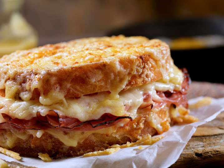 croque monsieur | Classpop