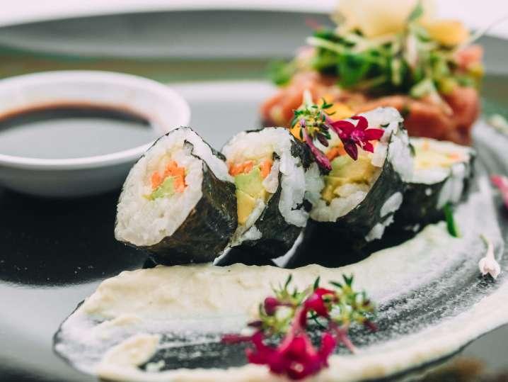 Handmade Sushi Night